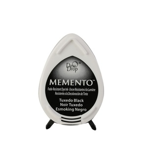 Memento Dew Drop Tuxedo Black