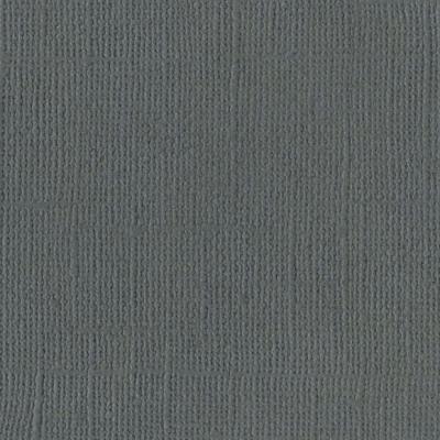 """Bazzill mono canvas 12x12"""" ash"""