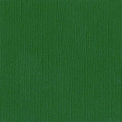 """Bazzill mono canvas 12x12"""" classic green"""