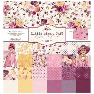 Little Street Café - 12x12 Collection Pack