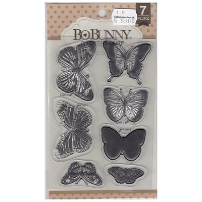 Clear stamps A6 - BoBunny