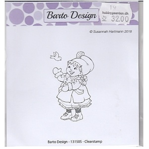 Barto - Clear Stamp