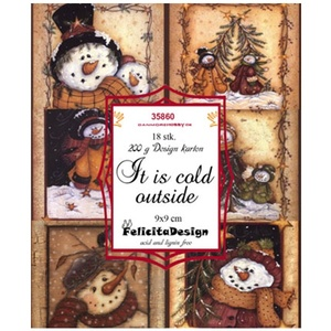 Felicita Design toppers - Its cold outside