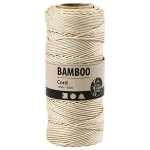 "Bamboo Cord ""Off-White"" 503482"