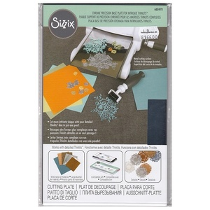 Sizzix, Chrome Precision Base plate