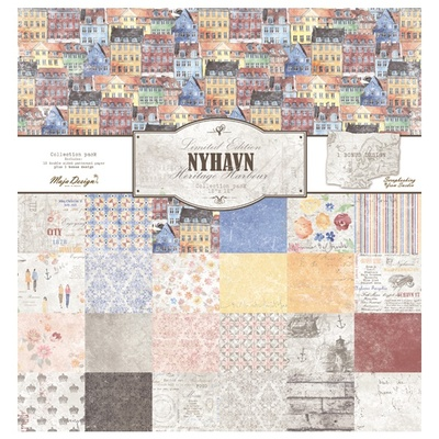 Nyhavn - 12x12 Collection Pack