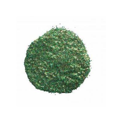 Cosmic Shimmer Embossing Powder Golden Green Sparkle 20ml