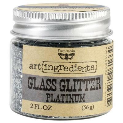 Glass Glitter, Platinum 56g
