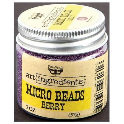 Micro Beads Berry 57g