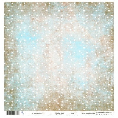 Riddersholm - Baby Star, Blue