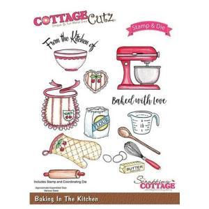 CottageCutz Baking In The Kitchen
