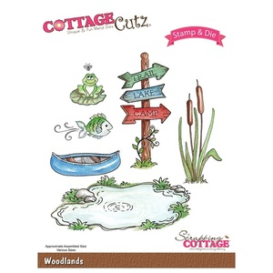 CottageCutz Woodlands