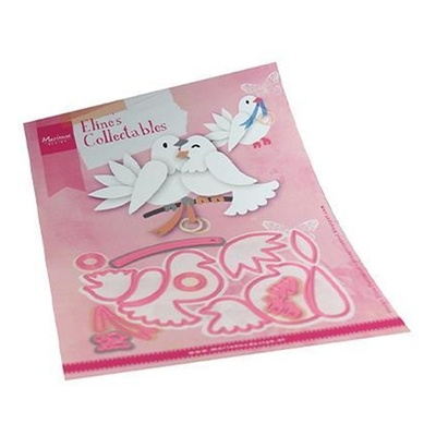 MARIANNE DESIGN Eline's Pigeons
