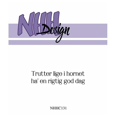 NHH Design Clearstamp