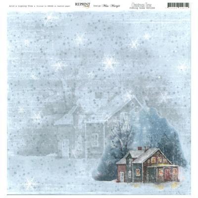 Reprint - Christmas Time, Coming Home