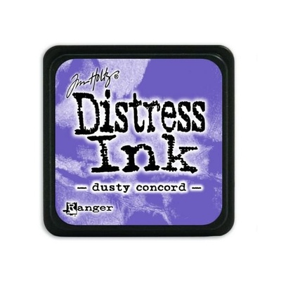 Ranger Distress Mini Ink pad - dusty concord