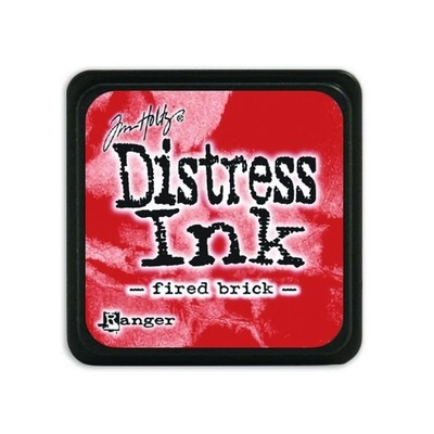 Ranger Distress Mini Ink pad - fired brick