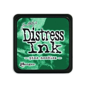 Ranger Distress Mini Ink pad - pine needles