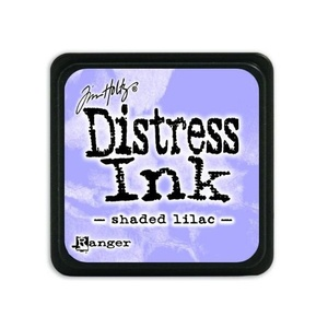 Ranger Distress Mini Ink pad - shaded lilac