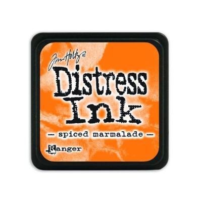 Ranger Distress Mini Ink pad - spiced marmalade