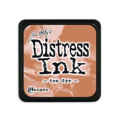 Ranger Distress Mini Ink pad - tea dye