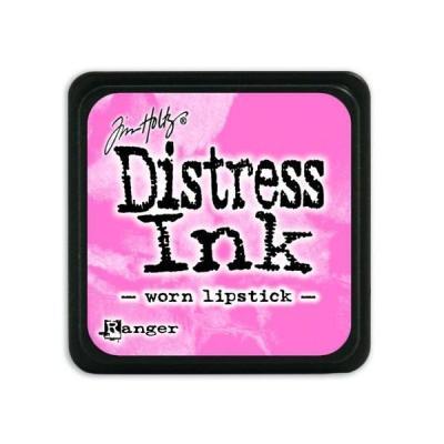 Ranger Distress Mini Ink pad - worn lipstick