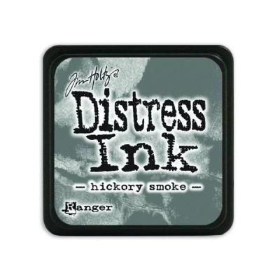 Ranger Distress Mini Ink pad - hickory smoke