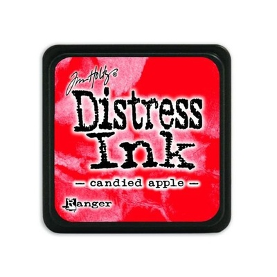 Ranger Distress Mini Ink pad - candied apple
