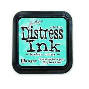 Distress Inks pad - broken china