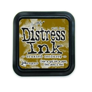 Distress Inks pad - brushed corduroy