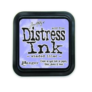 Distress Inks pad - shaded lilac