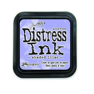 Distress Inks pad - shaded lilac