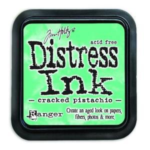 Distress Inks pad - cracked pistachio