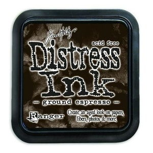 Distress Inks pad - ground expresso