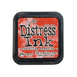 Distress Inks pad - Crackling Campfire
