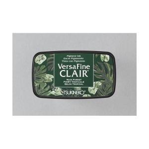 Versafine Clair ink pad Dark Rain Forest VF-CLA-551