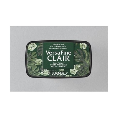 Versafine Clair ink pad Dark Rain Forest VF-CLA-551
