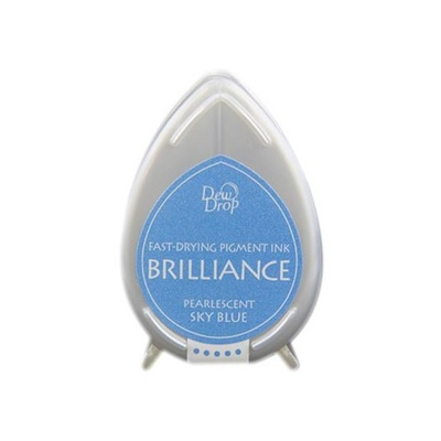 Brilliance dew drop - Pearlscent Sky Blue