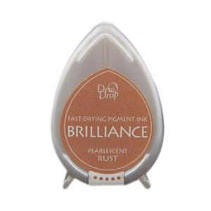 Brilliance dew drop - Pearlscent Rust