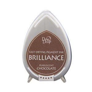 Brilliance dew drop - Pearlscent Chokolate
