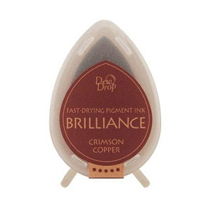 Brilliance dew drop - Crimson Copper