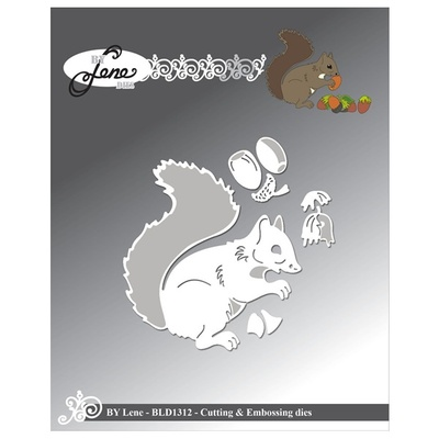 "BY LENE DIES ""Squirrel"""