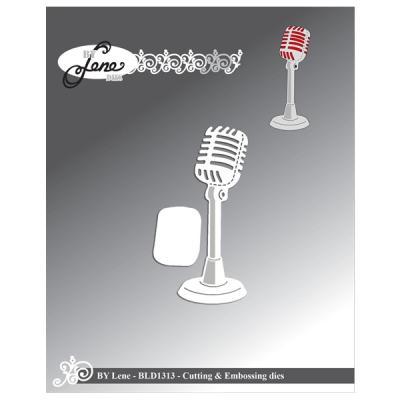 """BY LENE DIES """"Microphone"""""""