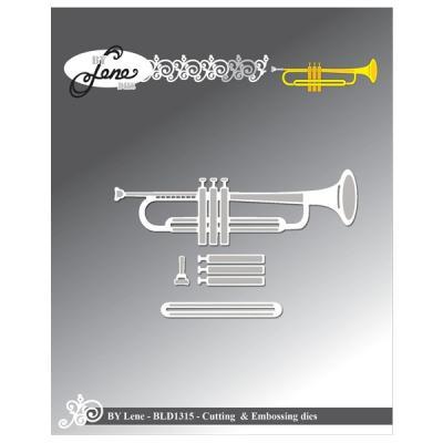 """BY LENE DIES """"Trumpet"""""""