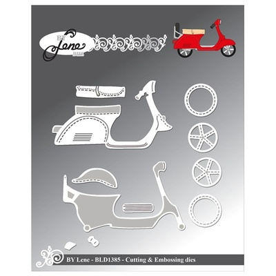"""BY LENE DIES """"Scooter"""""""