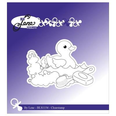 """BY LENE STEMPEL """"Duck in shower"""""""