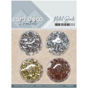 Card Deco Essentials - Metal Brads