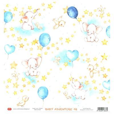 Craft & You - Baby Adventure 02