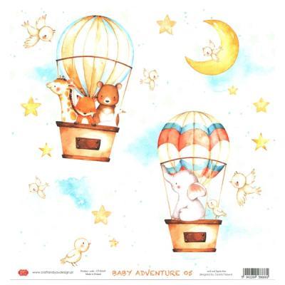 Craft & You - Baby Adventure 01