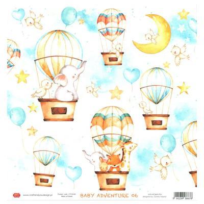 Craft & You - Baby Adventure 06